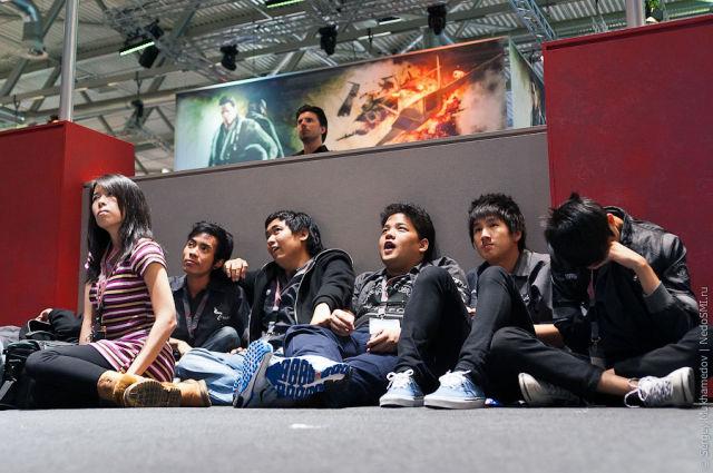 The Best of the Gamescom 2011