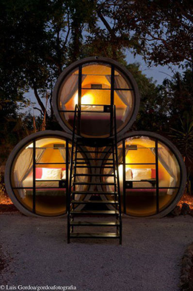 The Weirdest Hotel Beds on the Planet