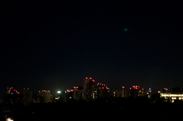 A Massive Blackout in San Diego