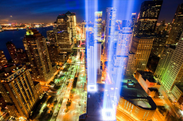 Powerful 9/11 Commemoration Images