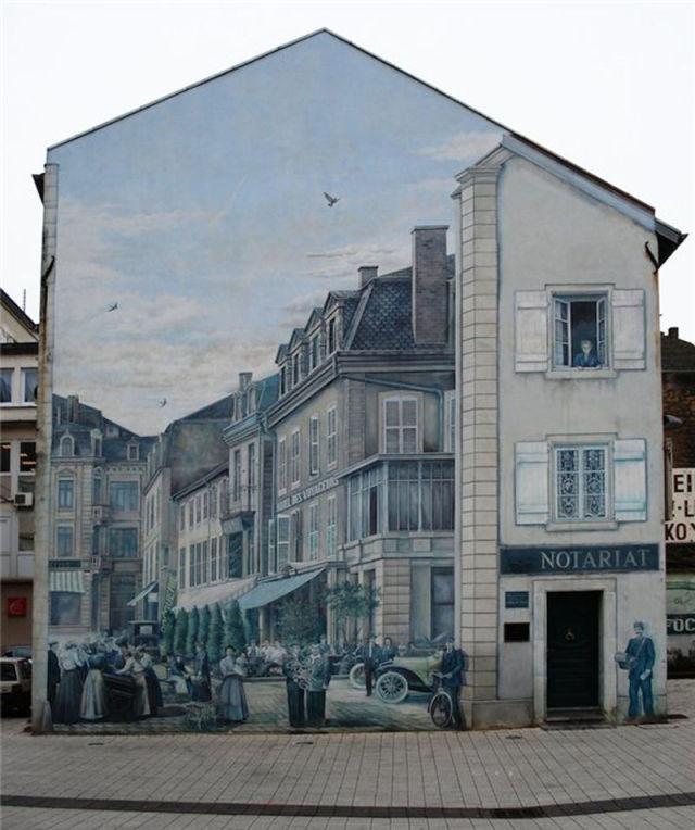The Best 2010 Street Art Masterpieces