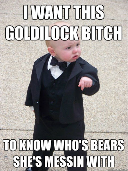 Little Godfather Meme