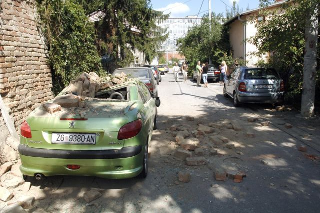 Pick Your Parking Place Carefully: Your Car Will Be Safer