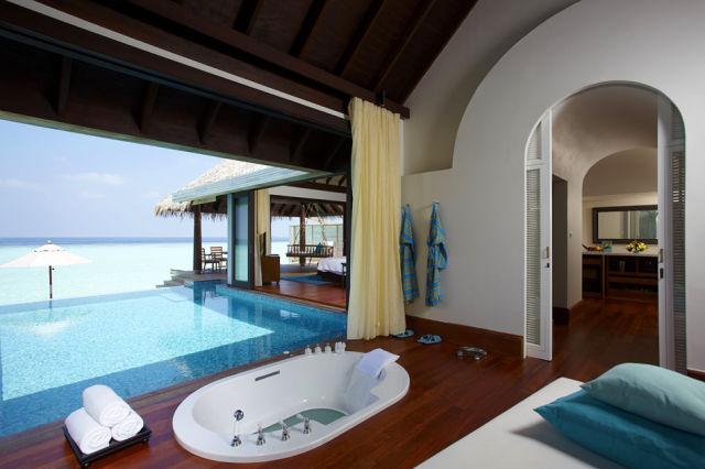 Stunning Maldives Heavenly Hotel