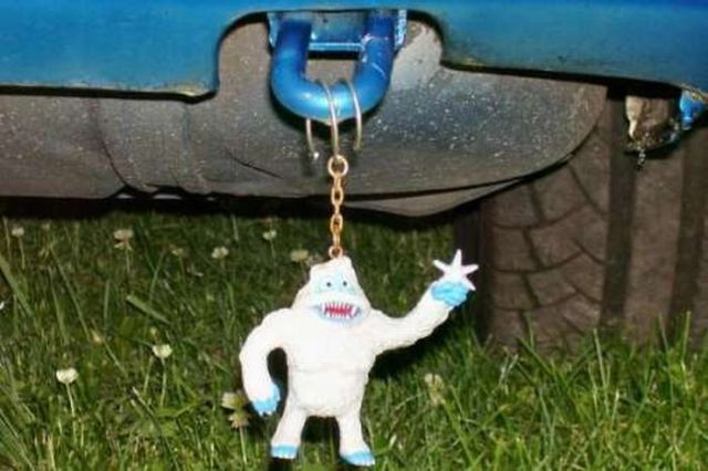 Bizarre Car Accessories