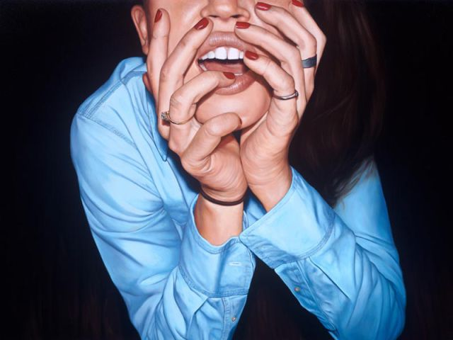 Super Realistic Paintings