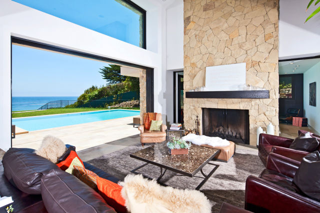 Breathtaking $26 Million Malibu House