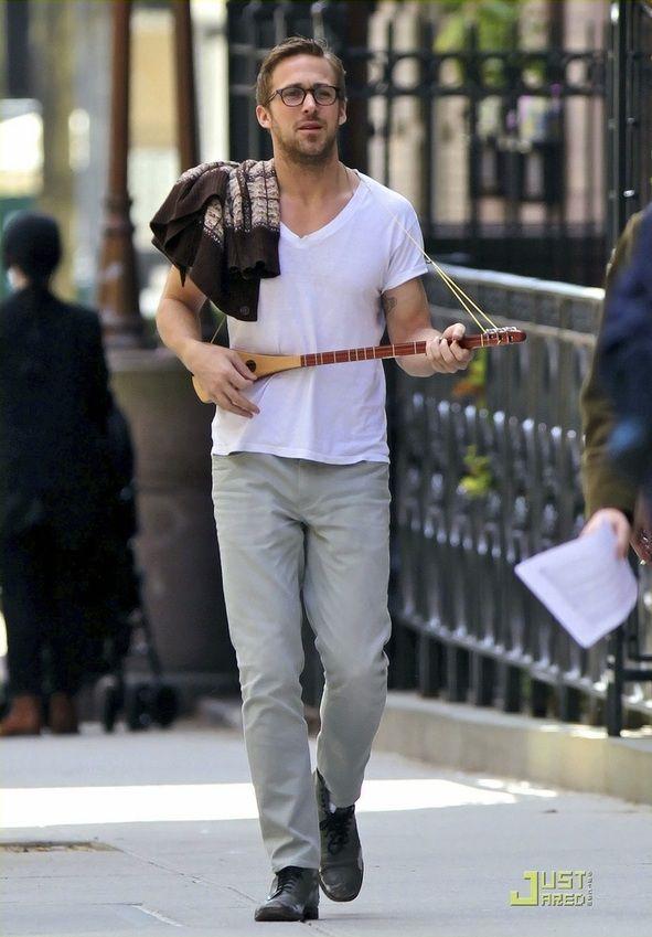 Strange Looks Pulled Off by Ryan Gosling