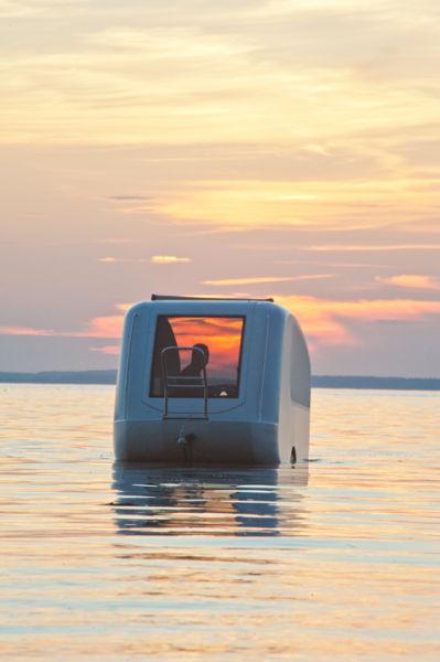 The Perfect Transforming Caravan for Travelers