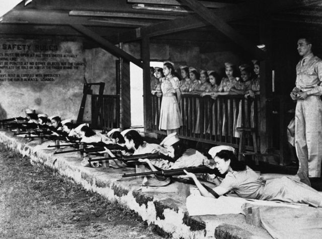 The Women of World War II
