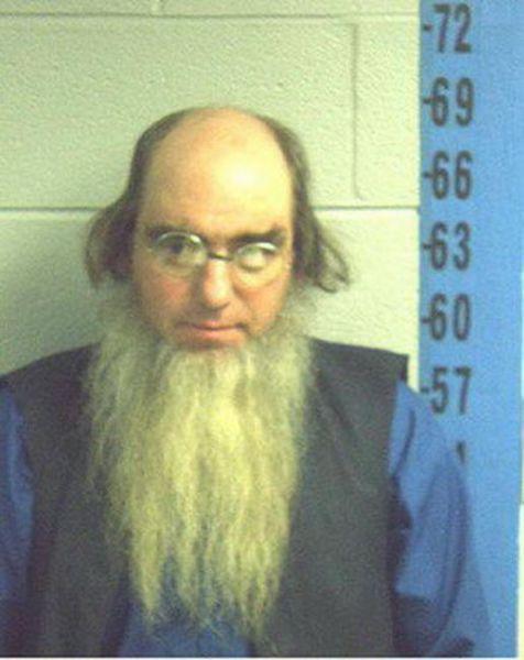 Unusual Amish Mugshots