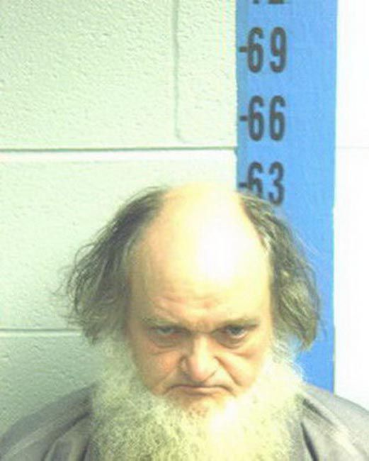 Unusual Amish Mugshots