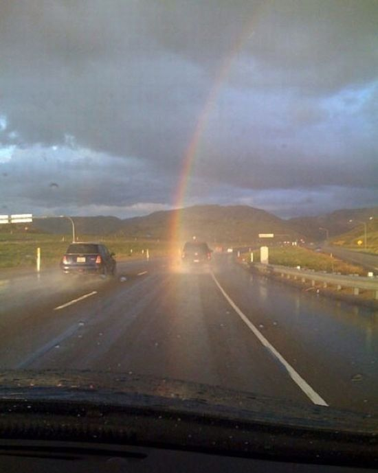 End of the Rainbow Surprises