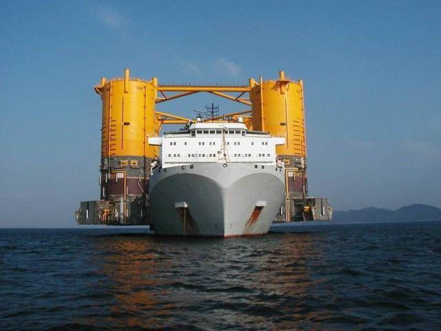 Bulky Cargo Shipping