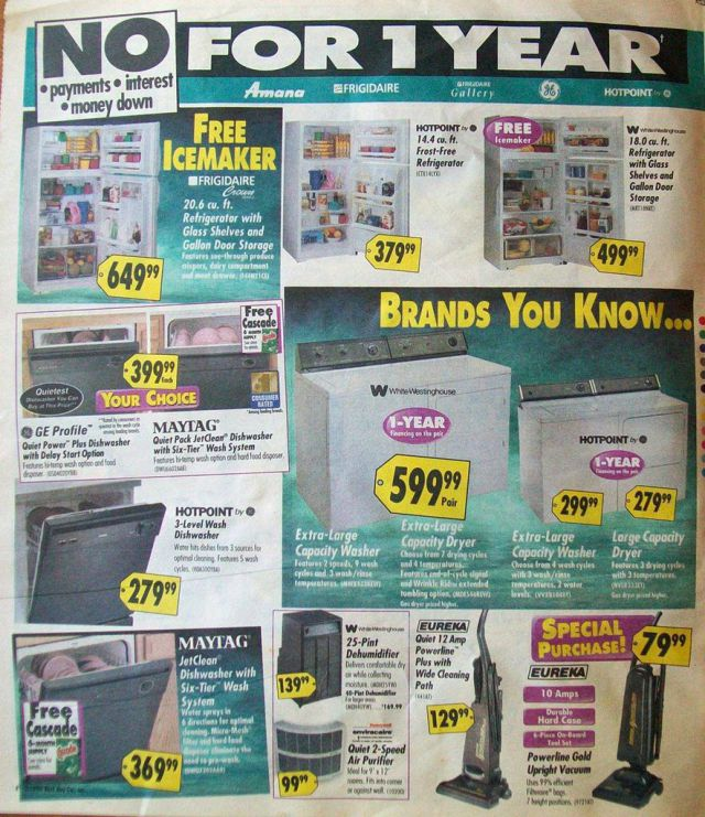 Buy From: Best Buy Ads 15 Years Ago (16 Pics)