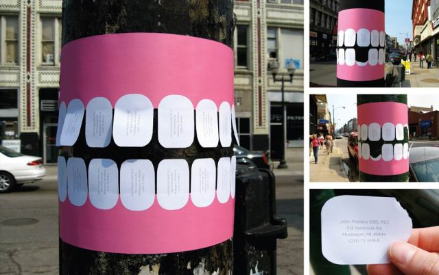 Genius Street Pole Advertising Pics Picture Izismilecom - Street advertising