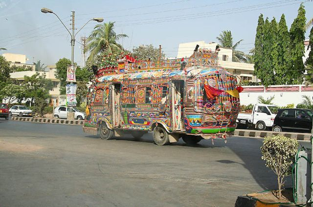Moving Art in Pakistan