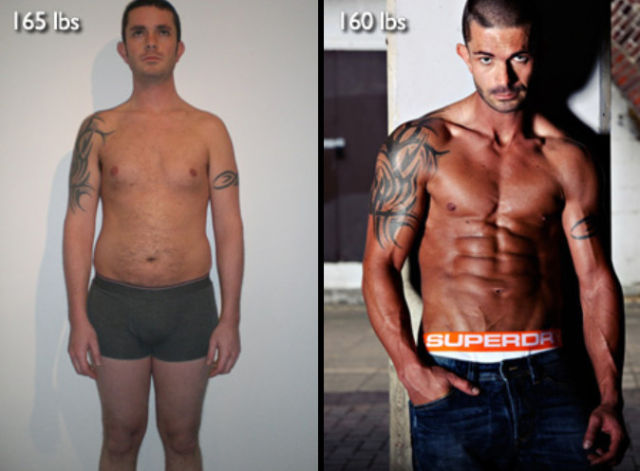 Stunning Body Transformations: How to Do It Right. Part 3