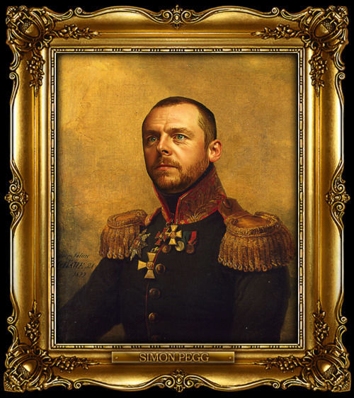 Famous Celebrities Become Russian Generals