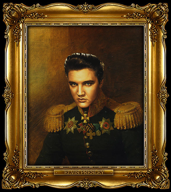 Famous Celebrities Become Russian Generals