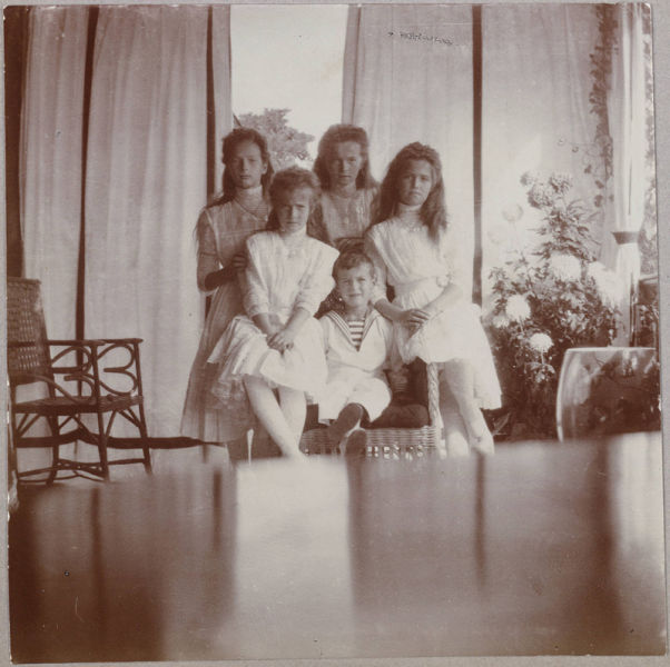 Rare Photos of the Russian Imperial Family