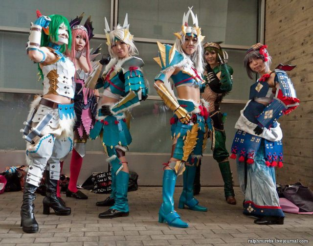 Cool Cosplay Ideas