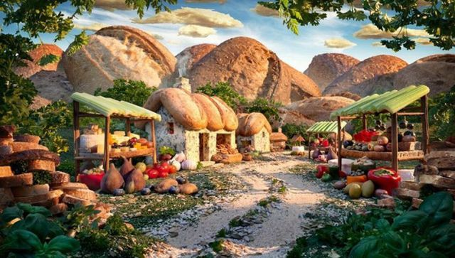 Wonderful Foodscapes