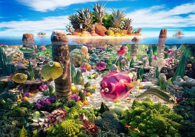 Wonderful Foodscapes