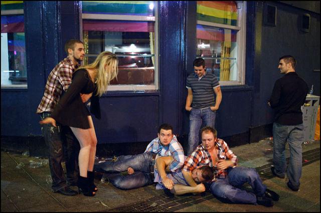 Crazy Drunk Weekend
