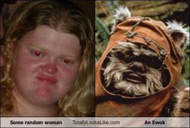Funny Lookalikes. Part 4