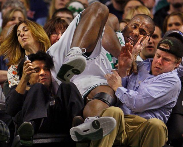Hilarious Sports Related Photos