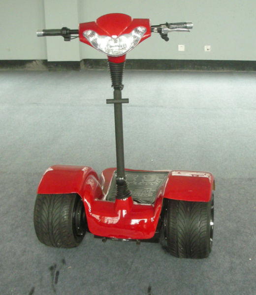 Segway: The Chinese Version