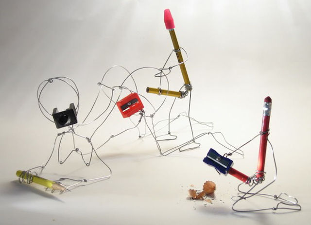 When Everyday Objects Come Alive