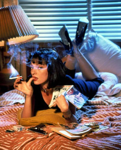 Famous Smoking Movie Characters