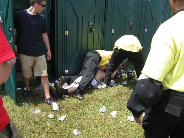 Nascar infield party pics nude