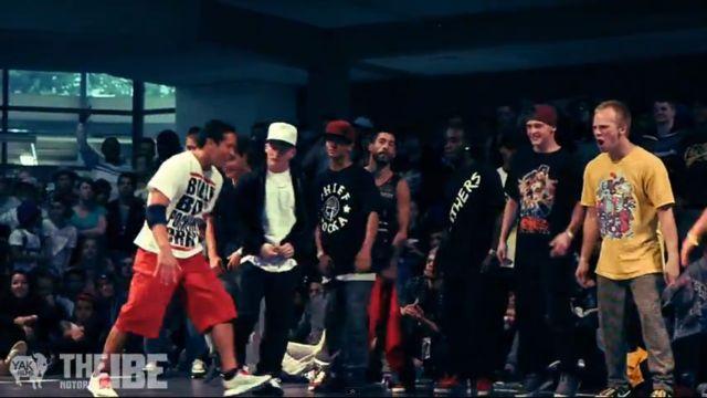 The World's Most Amazing Break Dancers [VIDEO]