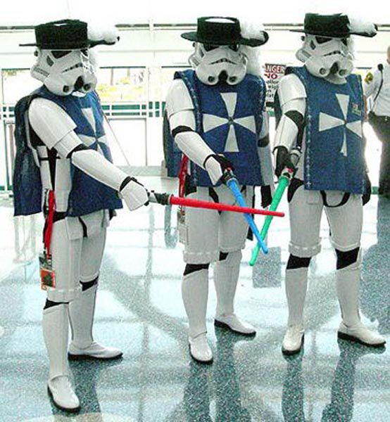 Incredible Stormtrooper Costumes