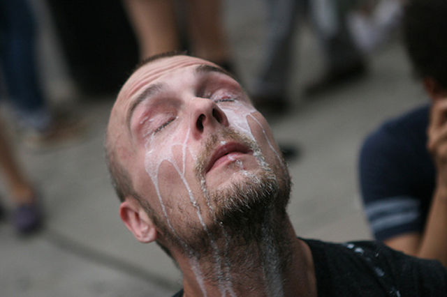 "Shocking ""Occupy Wall Street"" Protest Images"