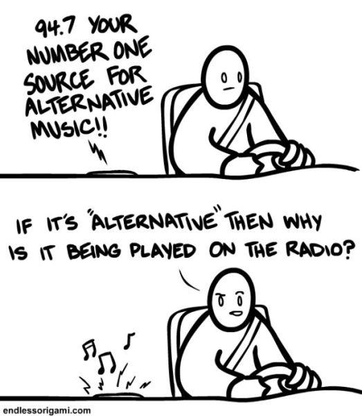 Some Subtly Amusing Comics