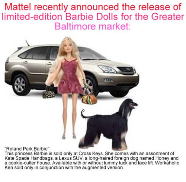 Funny Barbie Spoof
