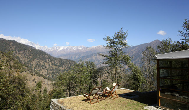 Luxurious Vacation in the Himalayas