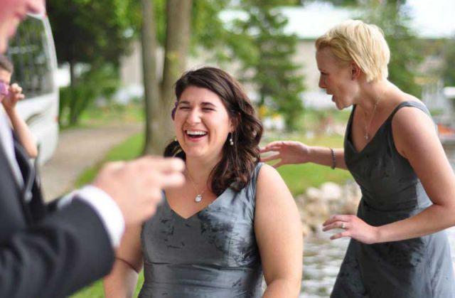 Unfortunate Wedding Day Snafu