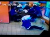 Pit Bull Goes on Rampage in Barber Shop