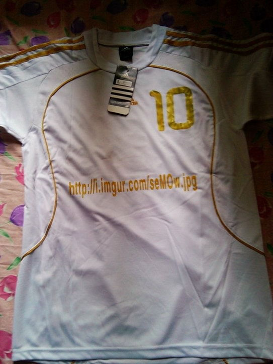 Don't Order T-Shirts in China