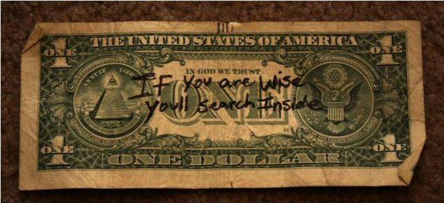 How Doo-Gooders Return a Wallet