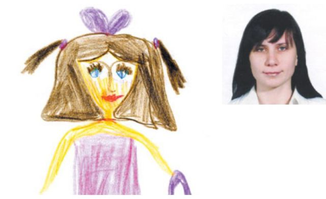 Kids Draw Their Mothers