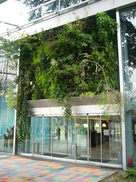 Stunning Vertical Gardens