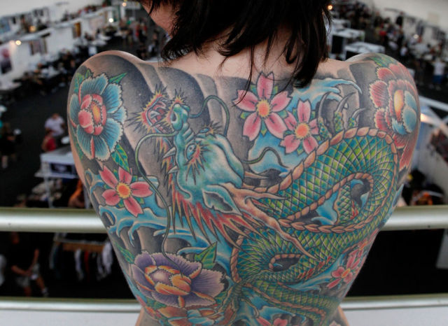 Unique Tattoos from Around the Globe