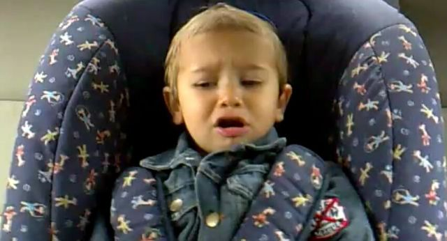 Italian Kid Only Wants to Hear Led Zeppelin [VIDEO]