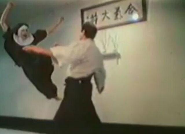 OMG! Martial-Art Nuns [VIDEO]